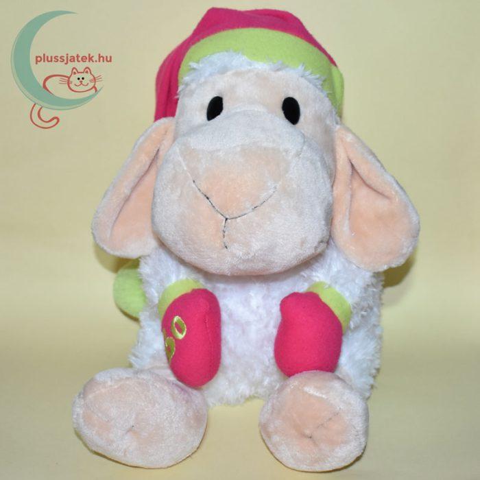 Bo, téli plüss bárány (45 cm) - Mylo and Friends szemből