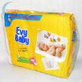 Evy Baby (2-es, mini), 3-6 kg, 80 db-os pelenka balról