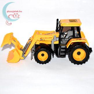 Traktor játék homlokrakodóval