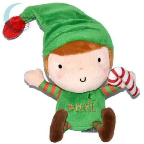 Elfie, a plüss karácsonyi manó