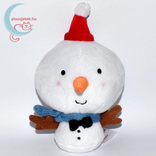 Karácsonyi plüss hóember