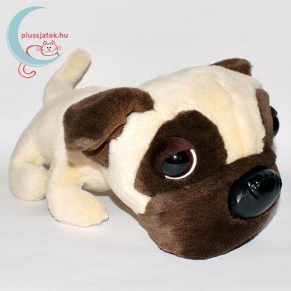 Nagyfejű plüss mopsz kutya (The Dog sorozat)