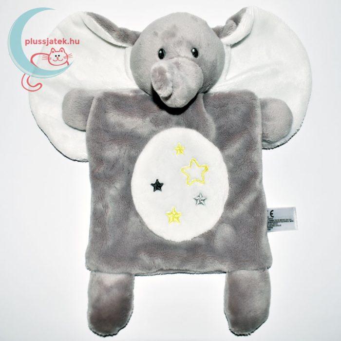 Nicotoy csillagos elefánt szundikendő - fehér