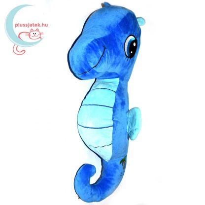 Sandy kék plüss csikóhal oldalról