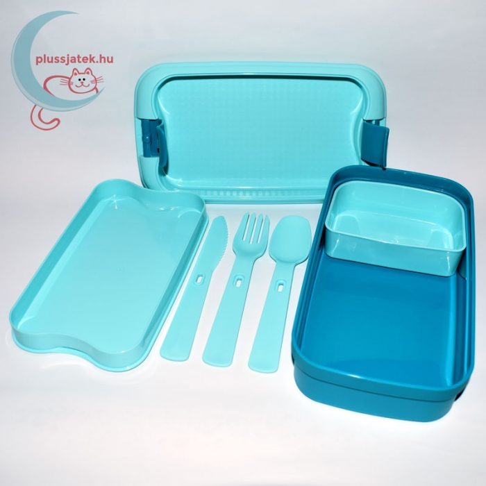 CURVER Lunch&Go ételtartó - kék, belülről