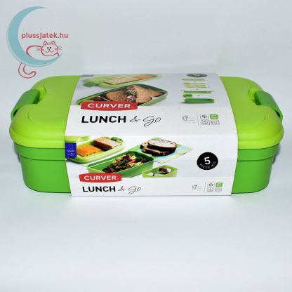 CURVER Lunch&Go ételtartó - zöld