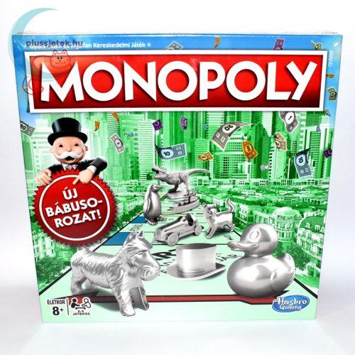 Klasszikus Monopoly (új kiadás)