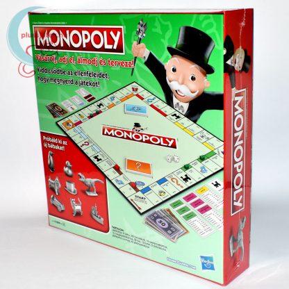 Klasszikus Monopoly (új kiadás) balról