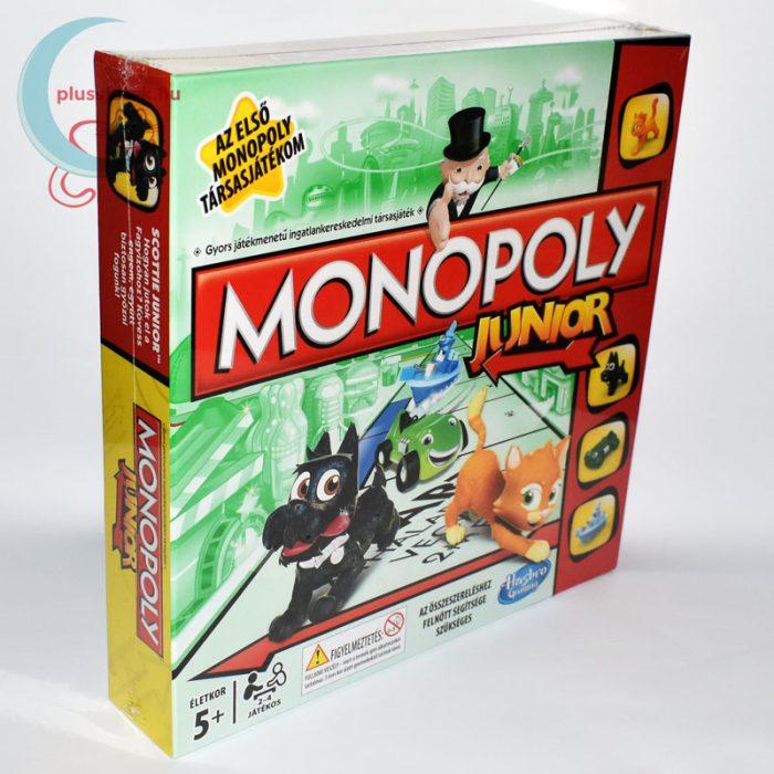 Monopoly Junior társasjáték jobbról