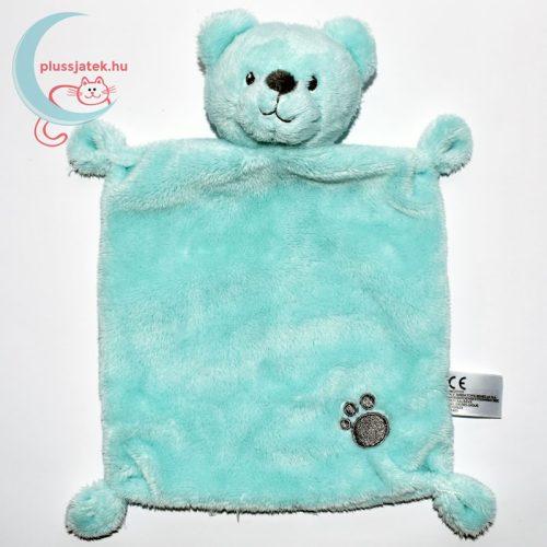 Nicotoy maci alvókendő tappancs mintával (kék)