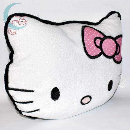 Hello Kitty plüss párna jobbról