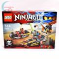 LEGO Ninjago Nindzsa motoros hajsza (70600) Masters of Spinjitzu
