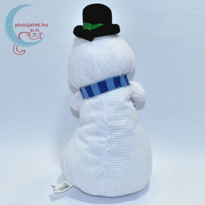 Cidri, a hóember plüss - Dr. Plüssi hátulról