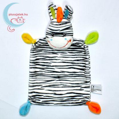 Nicotoy zebra alvókendő felülről