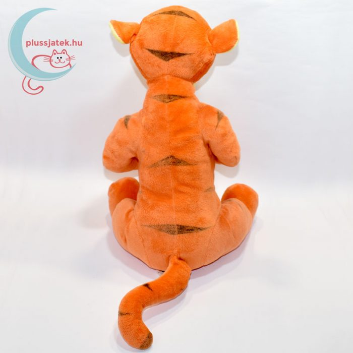 Tigris plüss (Micimackó) 48 cm hátulról