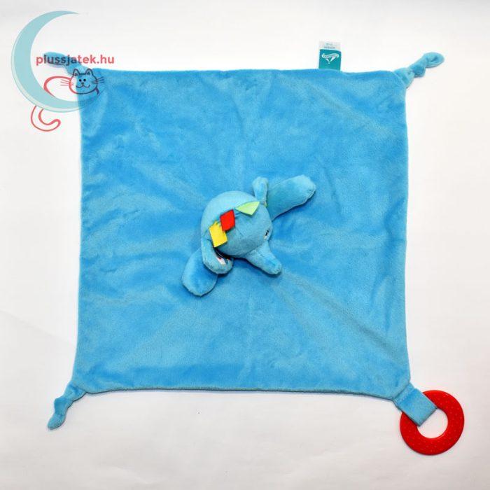 Carousel kék elefánt szundikendő felülről