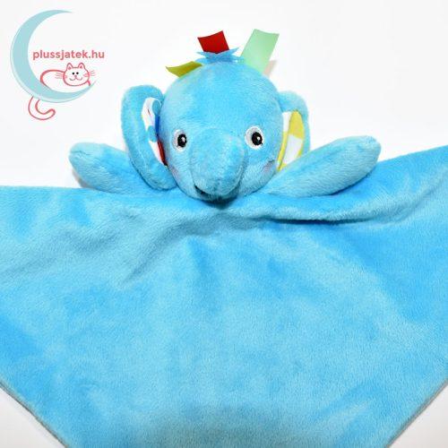 Carousel kék elefánt szundikendő közelről