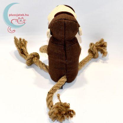 Trixie játék majom kutyáknak rágókötéllel hátulról
