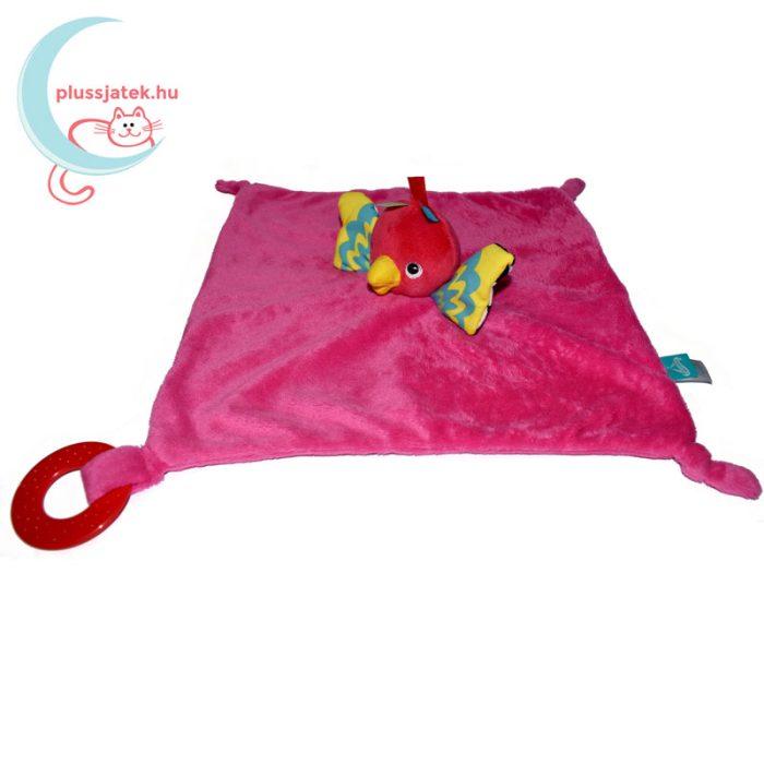 Carousel rózsaszín papagáj szundikendő