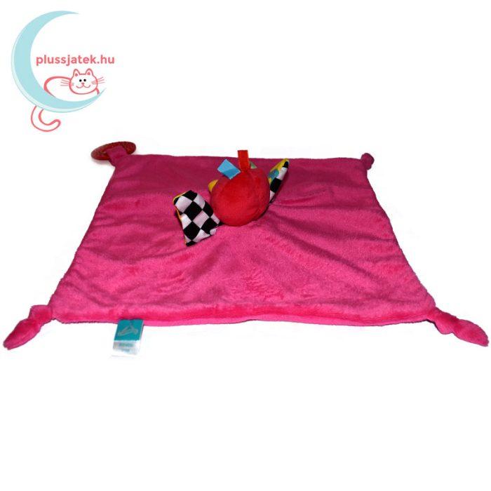 Carousel rózsaszín papagáj szundikendő hátulról