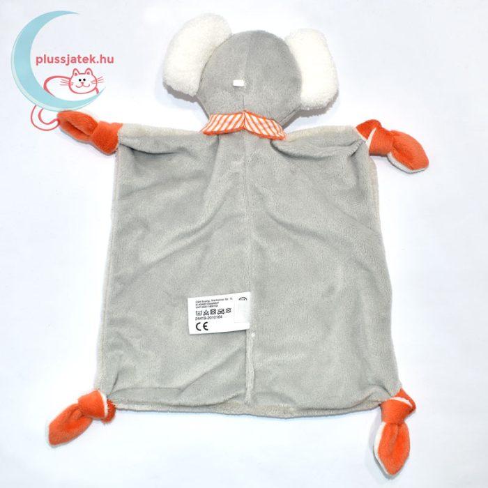 Baby Club szürke panda maci szundikendő hátulról