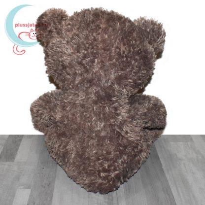 Love & Cuddles hatalmas, 65 cm-es szerelmes plüss maci hátulról