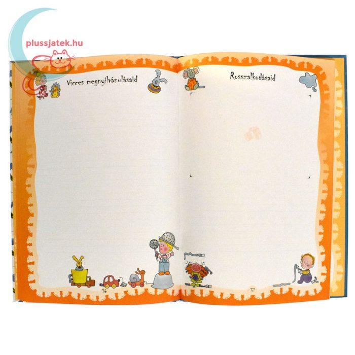 Babanapló - többféle (fiúknak, lányoknak) - 37. oldal