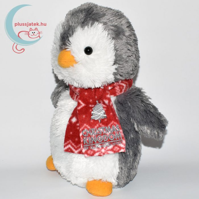 Christmas Kingdom plüss pingvin balról