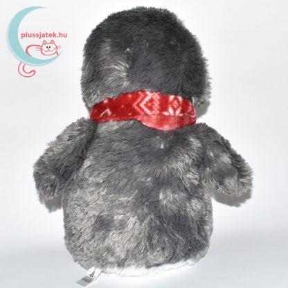 Christmas Kingdom plüss pingvin hátulról