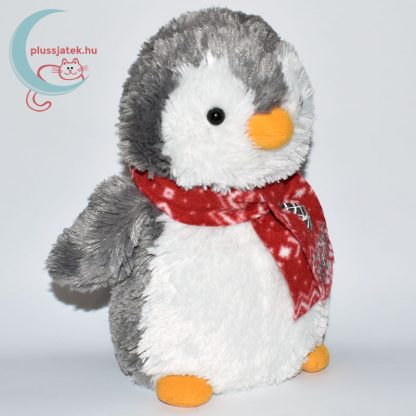 Christmas Kingdom plüss pingvin jobbról