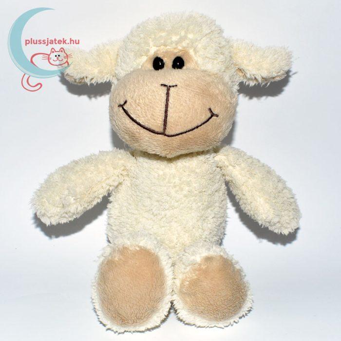 Kinder plüss bárány - fehér, bolyhos szőrű