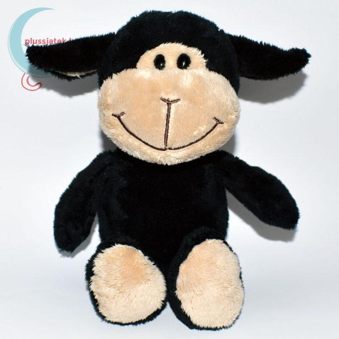 Kinder plüss bárány - fekete, sima szőrű