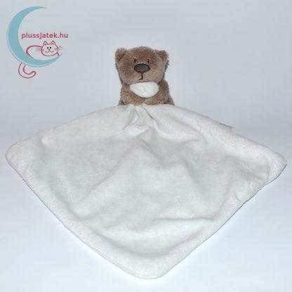 One Size George maci plüss szundikendő - fehér