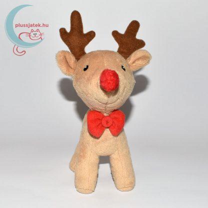Christmas nyakkendős Rudi plüss szarvas