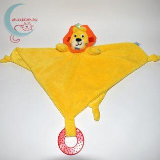 Carousel sárga oroszlán szundikendő