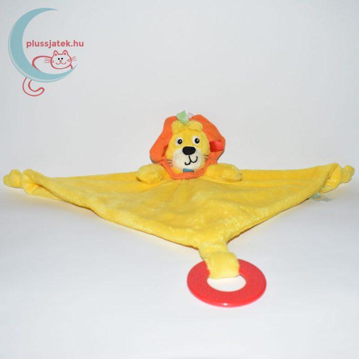 Carousel sárga oroszlán szundikendő elölről