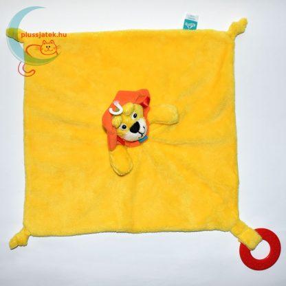 Carousel sárga oroszlán szundikendő felülről