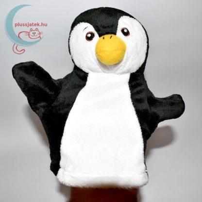 Funtastic Puppet pingvin kesztyűbáb kézen