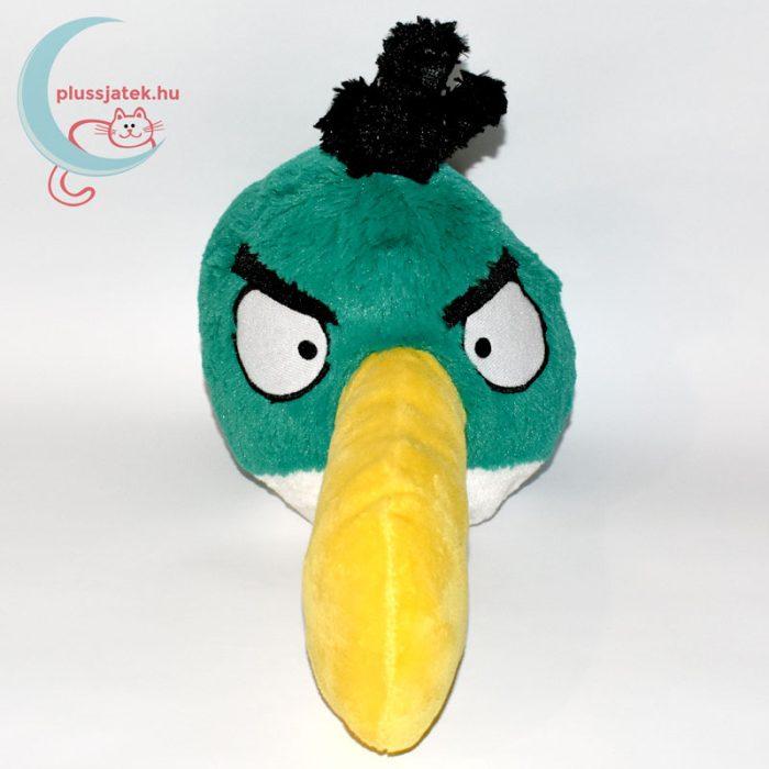 Angry Birds zöld madár (Hal) plüss szemből