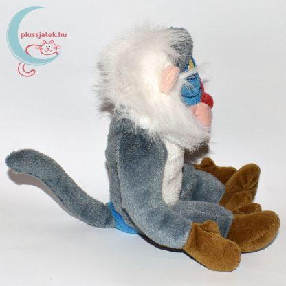Rafiki plüss majom (Oroszlánkirály) oldalról