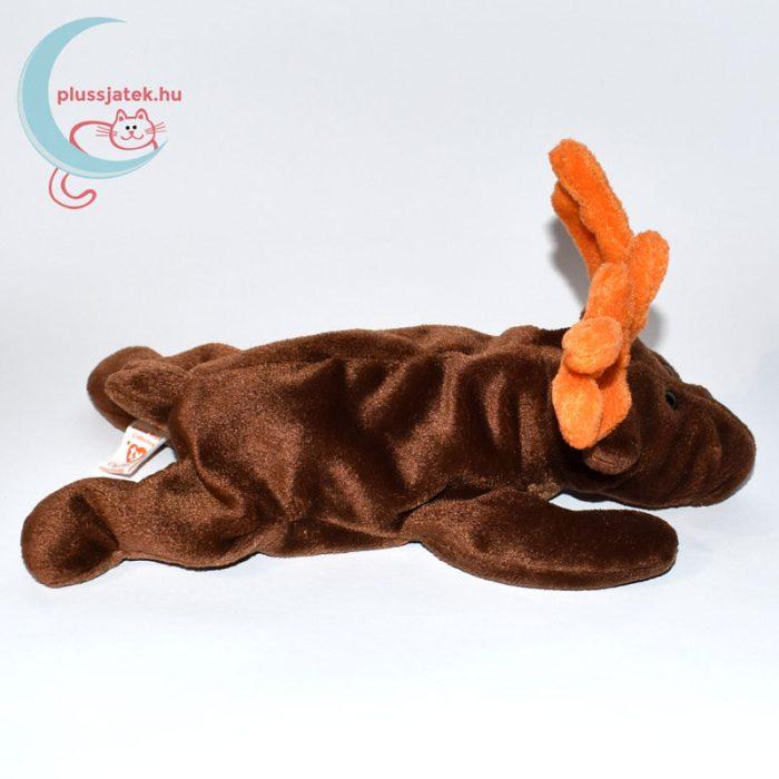 TY Chocolate hason fekvő plüss szarvas oldalról