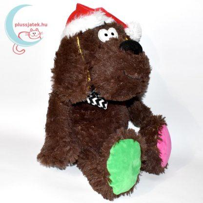 Pets at home - Vidám karácsonyi plüss kutya jobbról