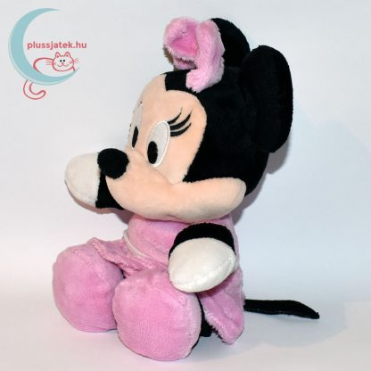 Minnie plüss egér rózsaszín szoknyában (PoshPaws) balról