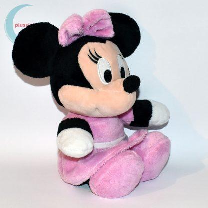 Minnie plüss egér rózsaszín szoknyában (PoshPaws) jobbról