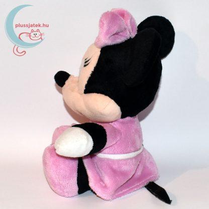 Minnie plüss egér rózsaszín szoknyában (PoshPaws) oldalról