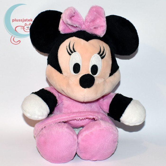 Minnie plüss egér rózsaszín szoknyában (PoshPaws) szemből