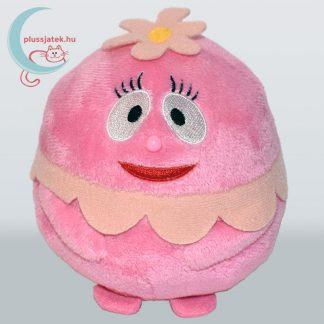 TY Beanie Ballz Foofa boldog rózsaszín plüss virág buborék