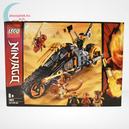 Lego Ninjago - Cole cross motorja (Cole's Dirt Bike) - 70672