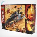 Lego Ninjago - Cole cross motorja (Cole's Dirt Bike) - 70672, balról