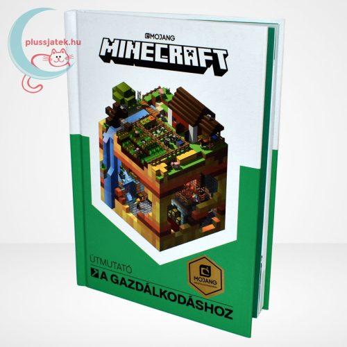 Minecraft - Útmutató a gazdálkodáshoz (zöld könyv)